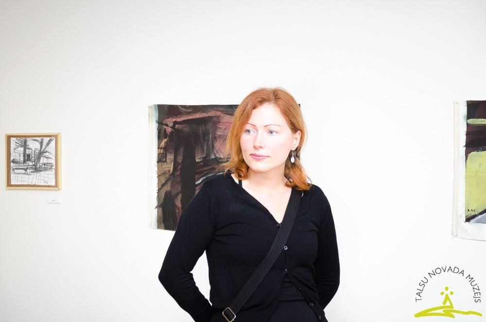 """Kates Kalnietes izstāde """"Mana Venēcija"""""""