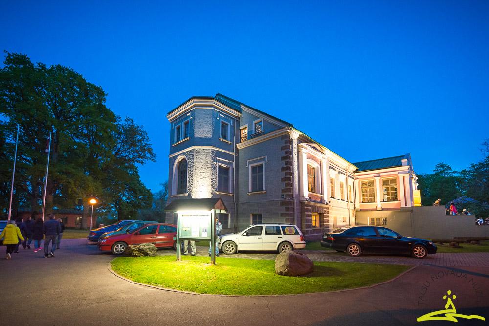 """Muzeju nakts pasākums """"Durvis uz laikmetiem"""""""