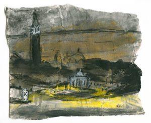 """Kate Kalniete """"Venēcija ar zelta jūru"""""""