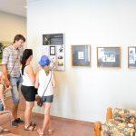 Talsu mākslinieku – jubilāru izstādes pilsētas svētkos