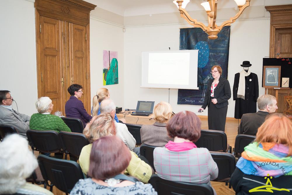 UNESCO nedēļa. Tikšanās ar literatūrzinātnieci Anitu Rožkalni.