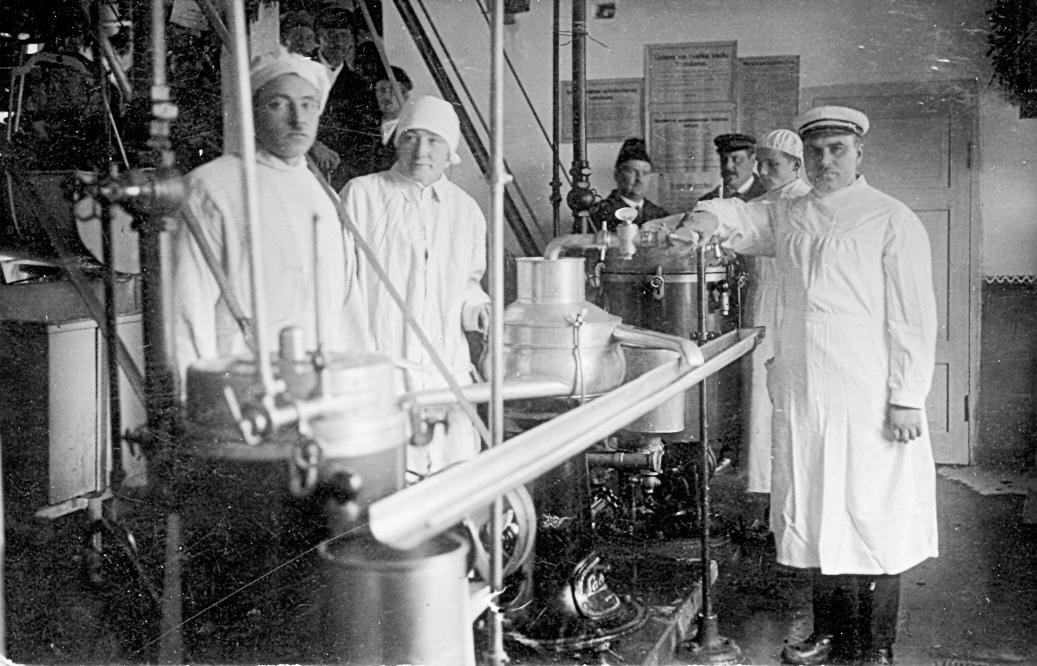 Talsu pienotavas krejotavas telpa, ap 1930. g.