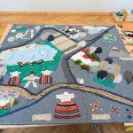 Tikšanās ar izstādes kuratori Veltu Raudzepu un Talsu pilsētas plāna veidošana