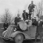 Laidzes muzikanti, 1930. gadi.