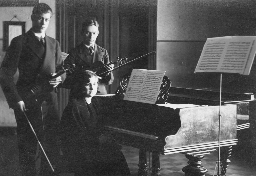 Talsu ģimnāzisti, 1930. gadi