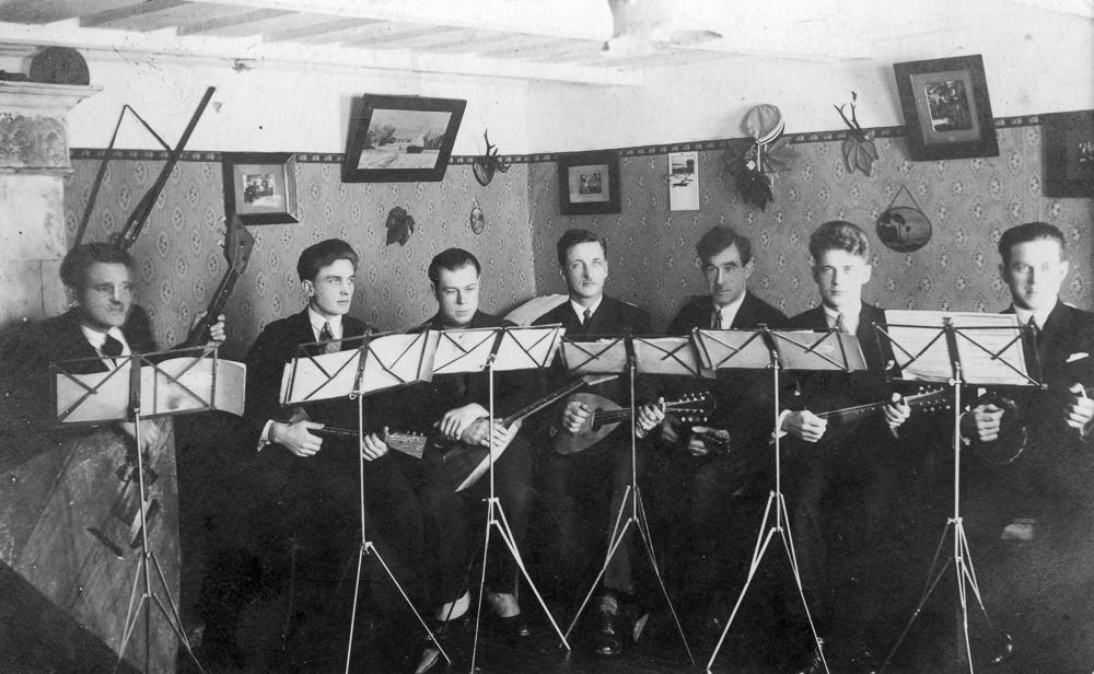 Lauku kapela Talsos, 1920.-1930.gadi