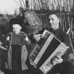 Traktorists Sibīrijā no Virbu pagasta, 1950.gadi