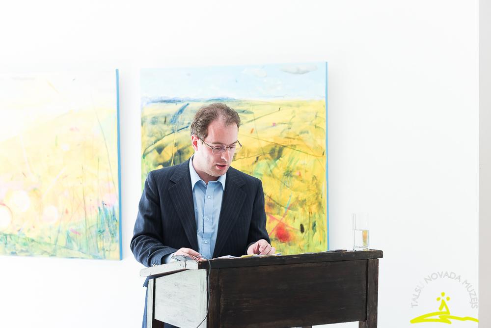 Talsu novada muzeja speciālistu pētniecisko darbu lasījumi
