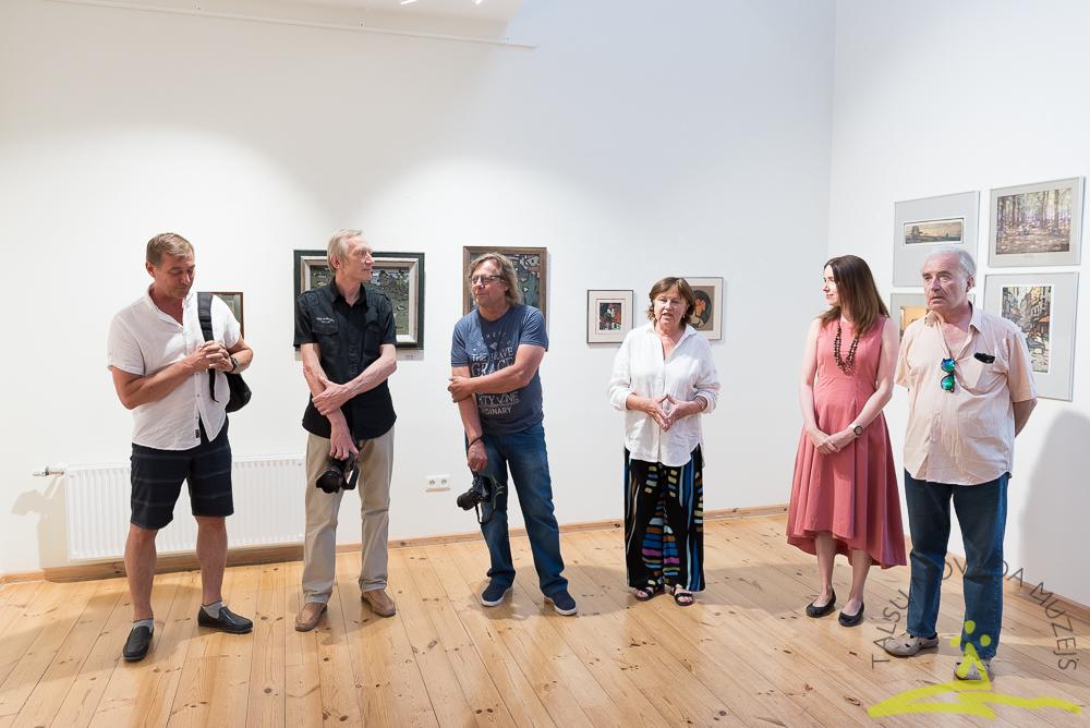"""Tikšanās ar radošās ekspedīcijas """"Pa Frederika Fībiga pēdām Eiropā"""" dalībniekiem"""