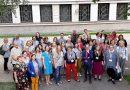Muzeja speciāliste piedalās starptautiskās apmācībās