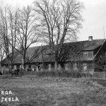 Kubeles skola (E. Dinsberģa skola), kurā mācījies Krišjānis Barons