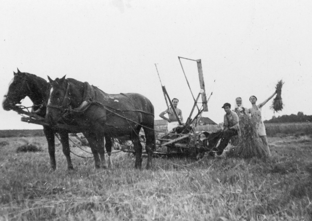 Kuļmašīnas katls 1930. gados