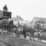 Kulšanas talka Strazdes pagastā  1939. gadā