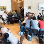 """Pasākums muzeju speciālistiem """"Muzejs un sociālie mediji: Kā izstāstīt savu stāstu?"""""""