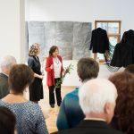Tikšanās ar mākslinieci Lauru Feldbergu
