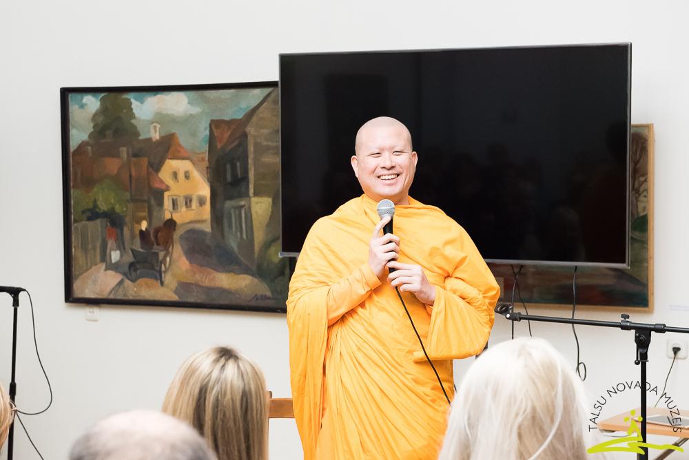 """Lekcija un meditācijas sesija """"Meditācija miera atrašanai sevī"""""""