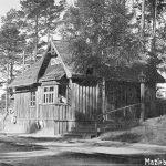 Mazirbes stacija 1930. gados