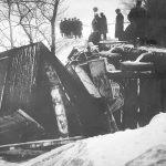 Dzelzceļa avārija aiz Dundagas 1925. gada 26. decembrī