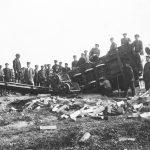 Dzelzceļa avārija posmā Stende - Talsi 1924. gada 28. maijā