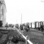 Talsu dzelzceļa stacija pēc 1931. gada