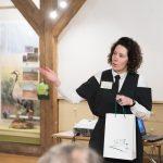 Linda Smilga - Šimpermane, Talsu novada muzeja galvenā speciāliste dabas jautājumos