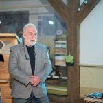 Dabas aizsardzības pārvaldes eksperts, zoologs- Vilnis Skuja
