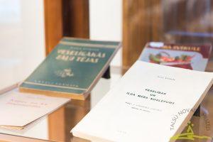 """UNESCO nedēļa. Izstāde """"Dora Švīkule - pirmā zaļā dzīves veida cildinātāja"""""""