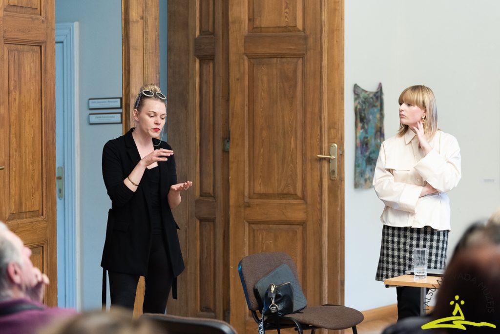 Diskusija - kas ir laikmetīgā māksla? 2020. gada 12. oktobris.