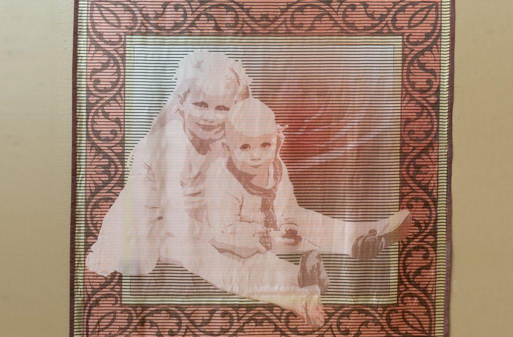 """Zane Vizule-Jakobsena """"Bērni-Dieva dāvana"""". Sublimācija"""