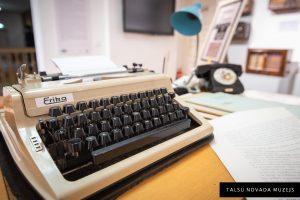 Zinību diena. IEPAZĪSTI darbu ar 70. – 80.gadu biroja tehniku!